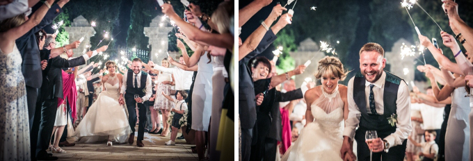 BLOG 171212 madama weddings puglia italy 02 sparkler tunnel