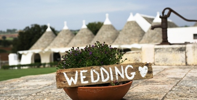 Our top tips for organising a wedding in Puglia